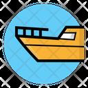 Speedboat Boat Motorboat Icon
