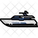 Speed Boat Yacht Boat Icon