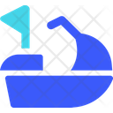 Speed Boat Boat Ship Icon