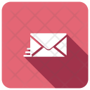 Speed Courier Email Fast Icon