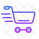 Speed delivery Icon