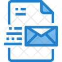 Mail Speed Email Speed Post Icon