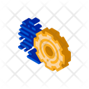 Speed Fast Gear Icon