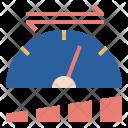 Speed gauge Icon