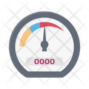Speed Measure Fast Icon