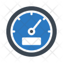 Meter Speed Gauge Icon