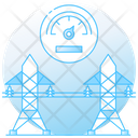 Speed Of Electricity Icon