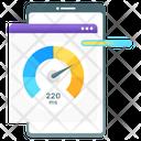 Speed Optimization Icon