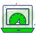 Speed Optimization Power Icon