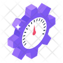 Speed Optimization Performance Optimization Efficiency Icon