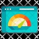 Iperformance Speed Test Internet Speed Icon