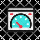 Speed Testing Icon