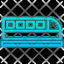 Bullet Train High Speed Shinkansen Icon