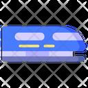 Speed Train Train Transportation Icon