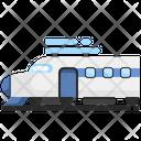 Speed Train Bullet Train Train Icon