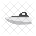 Speedboat Speed Icon