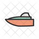 Speedboat Speed Boat Icon