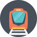 Speeding Train Icon