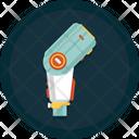 Iflash Speedlite Flash Light Icon