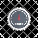 Speed Measure Internet Icon