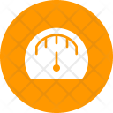 Speedometer Indicator Dashboard Icon