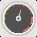 Speedometer Gauge Odometer Icon