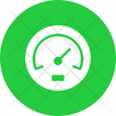 Speedometer Dashboard Car Icon