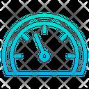 Car Speedometer Vehicle Speedometer Gauge Icon