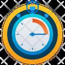 Speedometer Emblem Badge Icon