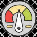 Dashboard Speedometer Fast Gauge Icon