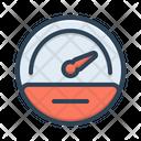 Speed Momentum Accelerate Icon