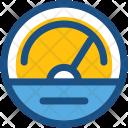 Gauge Meter Pressure Icon