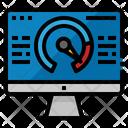 Speedometer Test Speed Icon