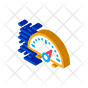 Speedometer Speed Fast Icon
