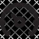 Dashboard Speedometer Odometer Icon
