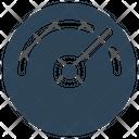 Meter Speed Gauge Icon