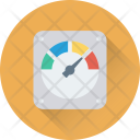 Speedometer Technology Dashboard Icon