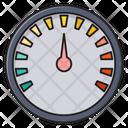 Measure Speed Seo Icon