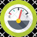 Pressure Meter Speedometer Icon