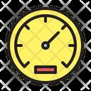 Speedometer Dashboard Speed Icon