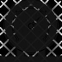 Speedometer Gps Speedometer Speedometer Online Icon