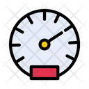 Speedometer Speed Meter Performance Icon