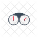 Accelerate Meter Speed Icon