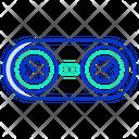 Speedometer Car Desk Speed Icon