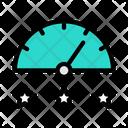 Speedometer Performance Survey Icon