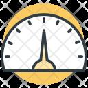 Speedometer Gauge Meter Icon