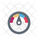 Performance Office Meter Icon