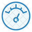 Speedometer Speed Power Icon