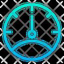 Odometer Car Vehicle Icon