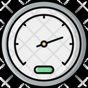 Speedometer Odometer Speed Icon